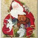 Santa of The Forest - Cross Stitch Chart