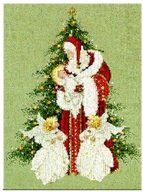Song of Christmas - Cross Stitch Chart