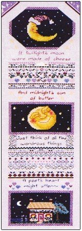 Poet's Heart - Cross Stitch Chart