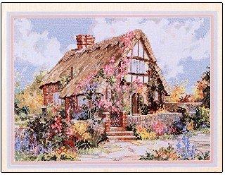Wepham Cottage - Cross Stitch Chart