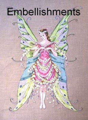 Fairy Roses - Embellishments Kit