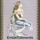Enchanted Mermaid - Embellishments Kit