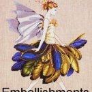 The Feather Fairy - Embellishments Kit