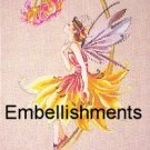 The Petal Fairy - Embellishments Kit