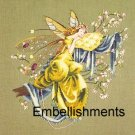Lilly of the Woods The Dreaming Fairy - Embellishments Kit