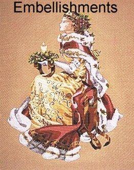 Royal Holiday - Embellishments Kit
