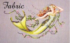Emerald Mermaid - Fabric