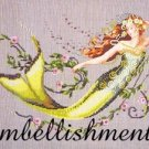 Emerald Mermaid - Embellishments Kit