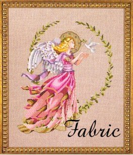 Caring Wings - Fabric