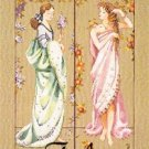 Maidens Of The Seasons I - Spring & Summer - Fabric