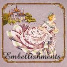 Cinderella - Embellishments Kit