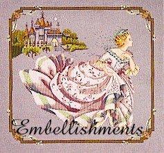 Cinderella - Embellishments Kit