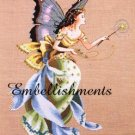 Cottage Garden Fairy - Embellishments Kit