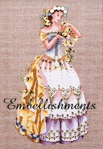 The Blossom Harvest - Embellishments Kit