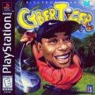 PlayStation 1-Cyber Tiger-Black Label Edition