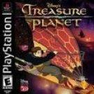 PlayStation 1-Disney's Treasure Planet-Black Label Edition