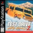 PlayStation 1-Test Drive Offroad 2-Black Label Edition