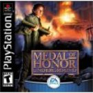 PlayStation 1-Medal of Honor Underground-Black Label Edition