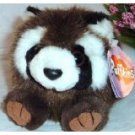 Puffkins Limited Edition Bandit the Racoon