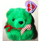 Puffkins Limited Edition Jingles the Christmas Bear