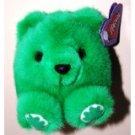 Puffkins Patrick the Green Irish Bear