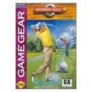 Sega Game Gear-Scratch Golf