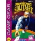 Sega Game Gear-Poker Face Paul's Solitaire