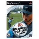 PlayStation 2-Tiger Woods PGA Tour 2003-Black Label Edition