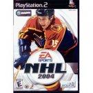 PlayStation 2-NHL 2004-Black Label Edition
