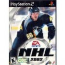 PlayStation 2-NHL 2002-Black Label Edition