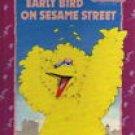 Sesame Street Book Club-Early Bird on Sesame Street