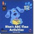Blue's Clues-Blue's ABC Time Activities