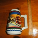 2002 Budweiser Holiday NumberedStein