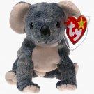 Ty Beanie Baby-Eucalyptus the Koala DOB 4/28/99