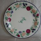 Princess House Orchard Medley Dinner Plate