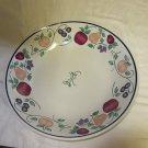 Princess House Orchard Medley Large Pasta/Salad Bowl