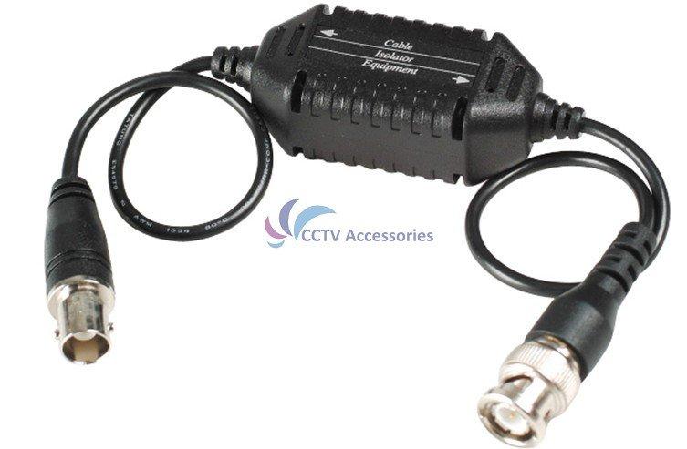 BNC Ground Loop Isolator Video Surveillance