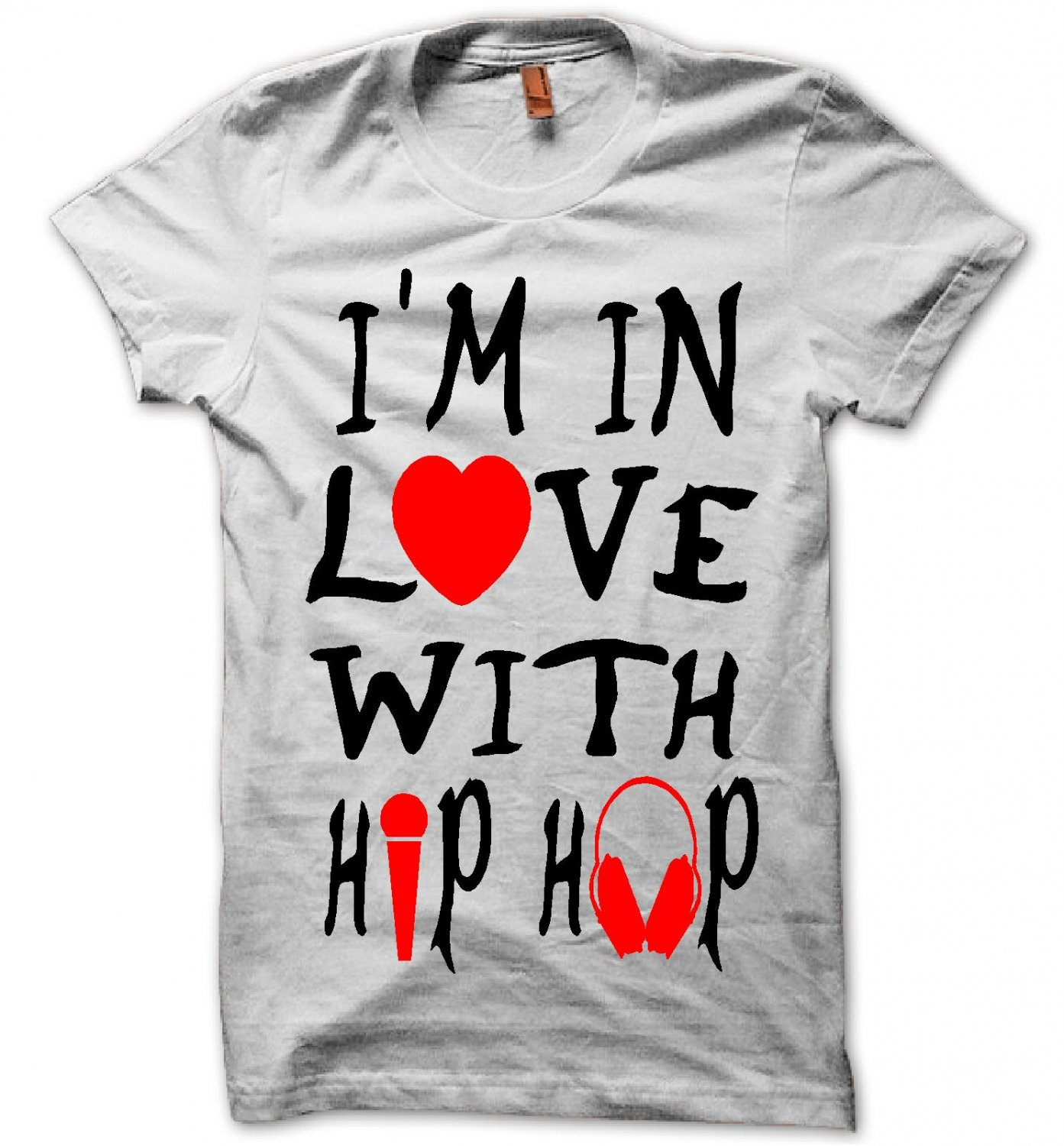 I'M IN LOVE WITH HIP HOP (Women Large)