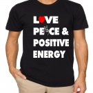 LOVE , PEACE ,AND POSITIVE ENERGY (Men&#39;s XL)