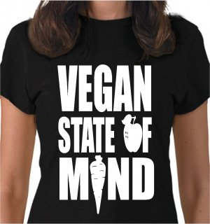 Vegan State Of Mind (Women XL)