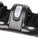 Hand-Touch Kneading Rolling Shiatsu Foot Massager with Adjustable Speeds and Massage Directions