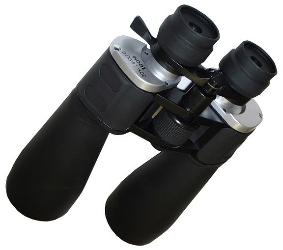 Military Zoom Binocular with 20-144x70mm and Lightweight Rugged Durable Case and Carrying Bag