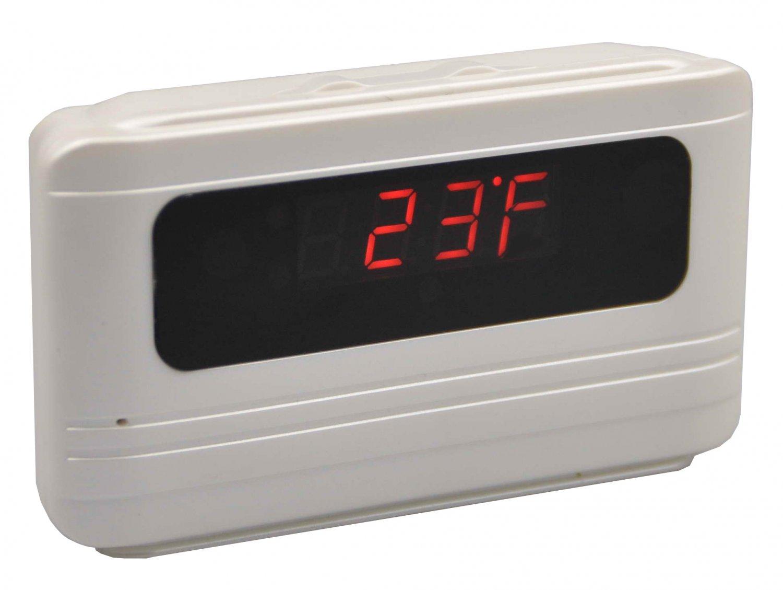 Secuvox Motion Detection Camera Clock