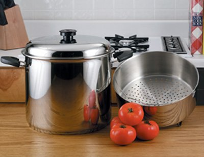 24qt Precise Heat 'Waterless' Stock Pot