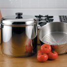 24qt Precise Heat 'Waterless' Stock Pot