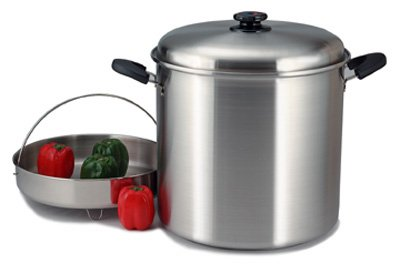 30qt Precise Heat 'Waterless' Stock Pot