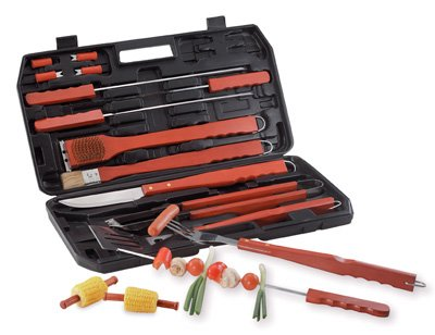 Chefmaster 18pc Barbecue Set