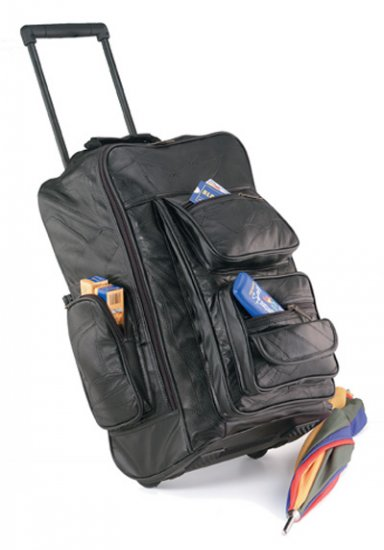 Genuine Leather BackpackCart