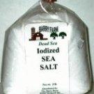 Dead Sea Salt, 2 lb.