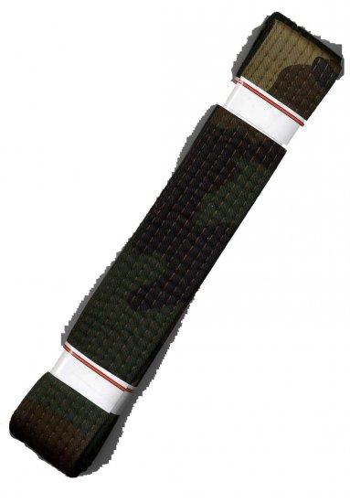 Camouflage Rank Belt
